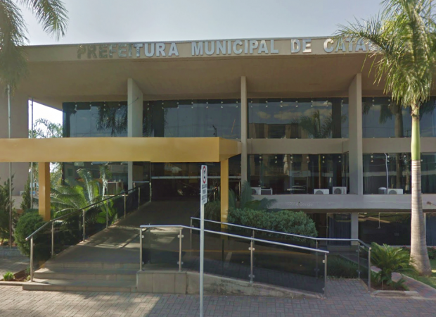 Prefeitura de Catalão Centro Administrativo Erico Meirelles - Palácio Pirapitinga (Arquivo/SDNEWS)