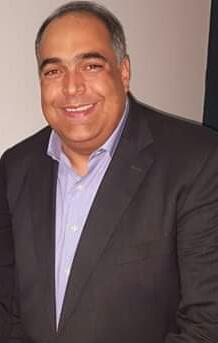Luiz Sampaio, o advogado, ex-cartorário, vice-presidente do CIdadania em Goiás e atual vice-presidente da AGEHAB (Agencia Goiana de Habitação)