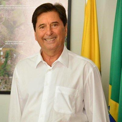 Maguito Vilela terá homenagens de chefe de estado (Reprodução)