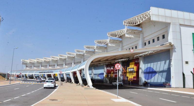 Aeroporto de Goiânia (Sdnews)
