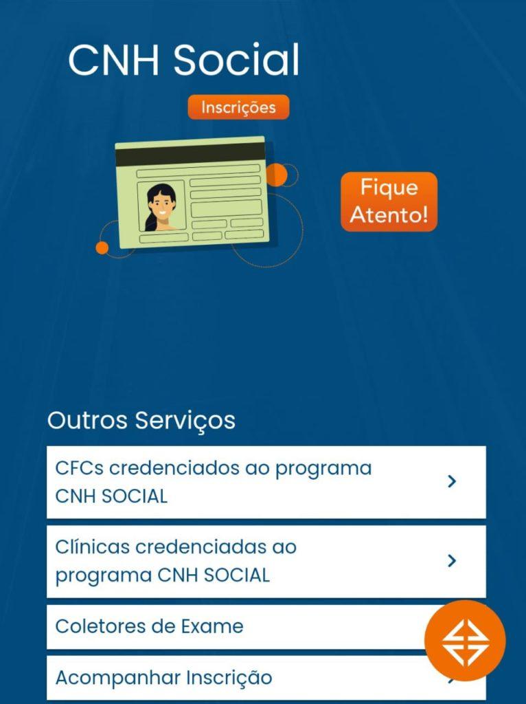 Os interessados podem se inscrever, exclusivamente, pelo site www.detran.go.gov.br. O cadastro pode ser feito até pelo celular