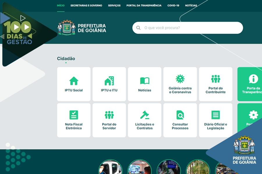 Novo Portal foi redesenhado visando a interação dos internautas