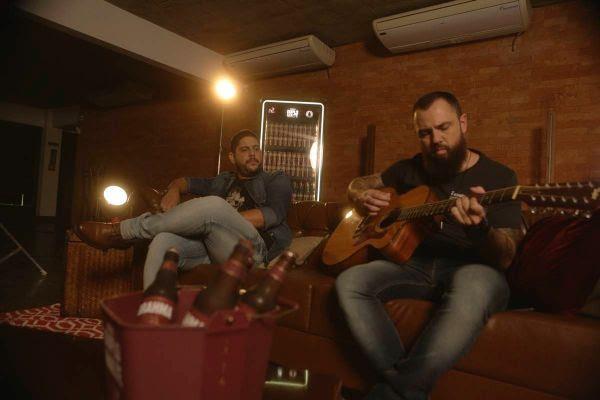 """Bastidores Brahma acompanhou a gravação do novo álbum de Jorge & Mateus, """"Tudo em Paz"""""""
