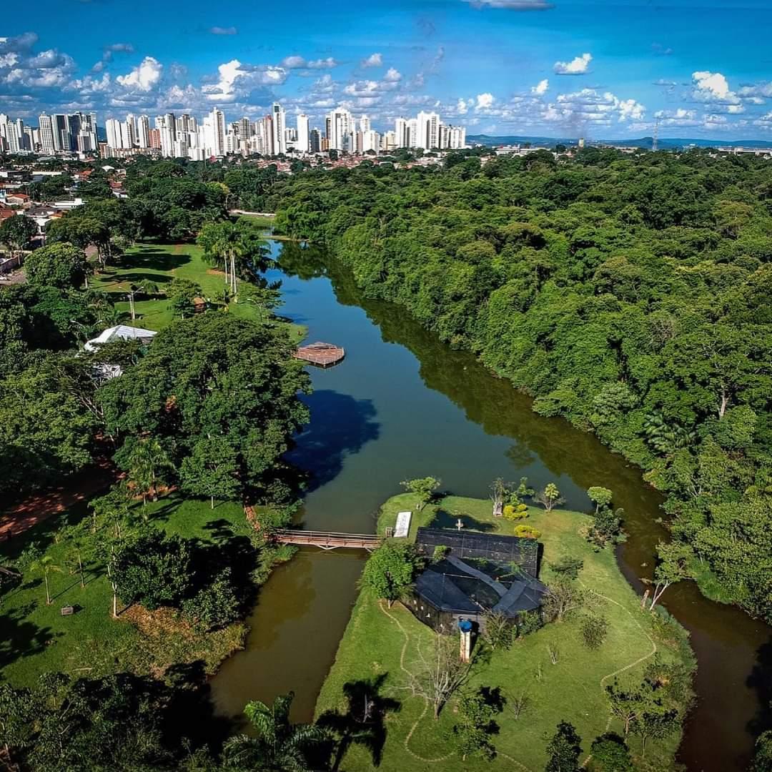 Neste Dia Mundial do Meio Ambiente, o prefeito Rogério Cruz reforçou o compromisso de darmos a Goiânia o título de cidade mais verde do mundo.