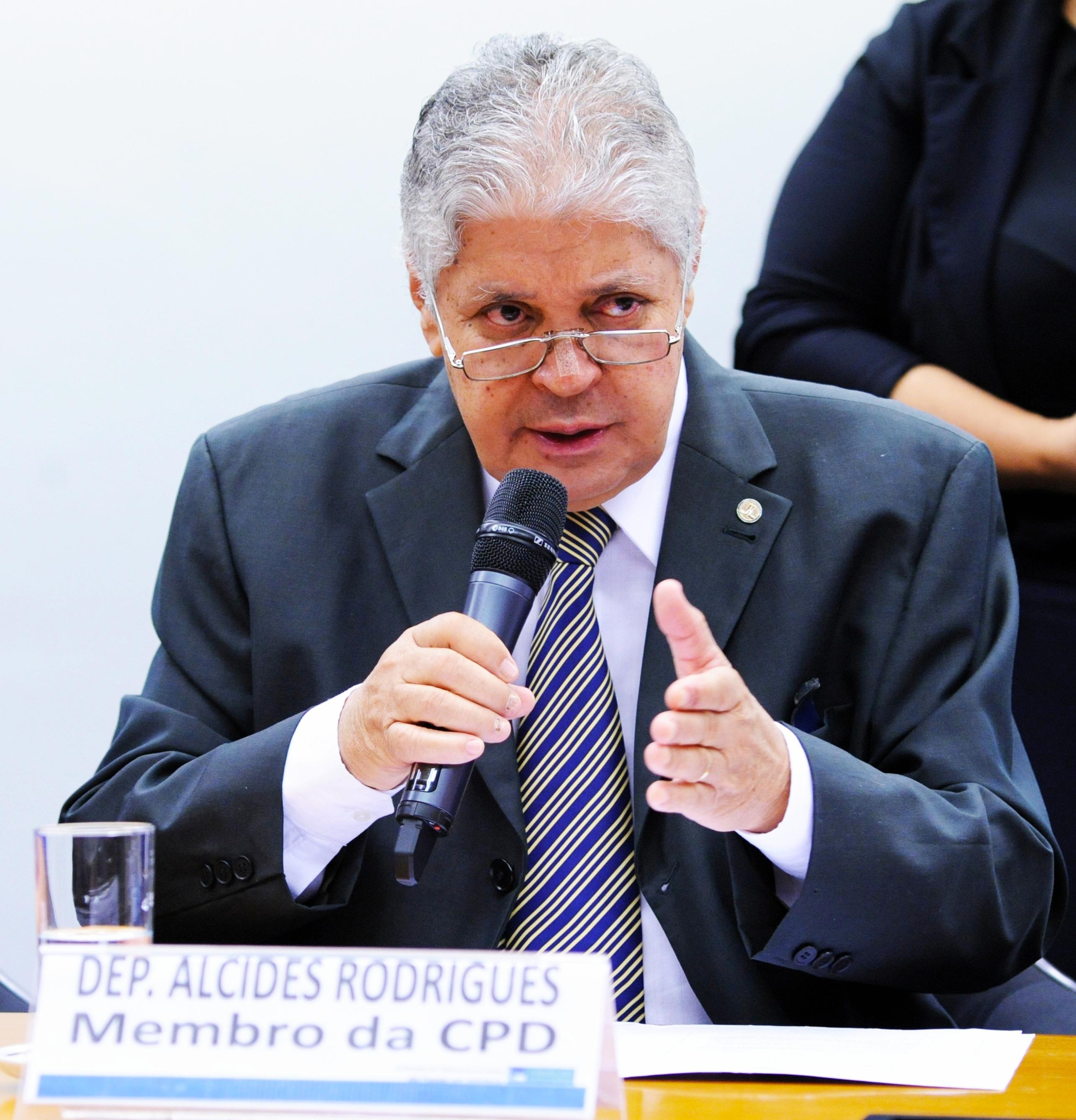 Deputado federal Alcides Rodrigues é escolhido membro titular da reforma administrativa
