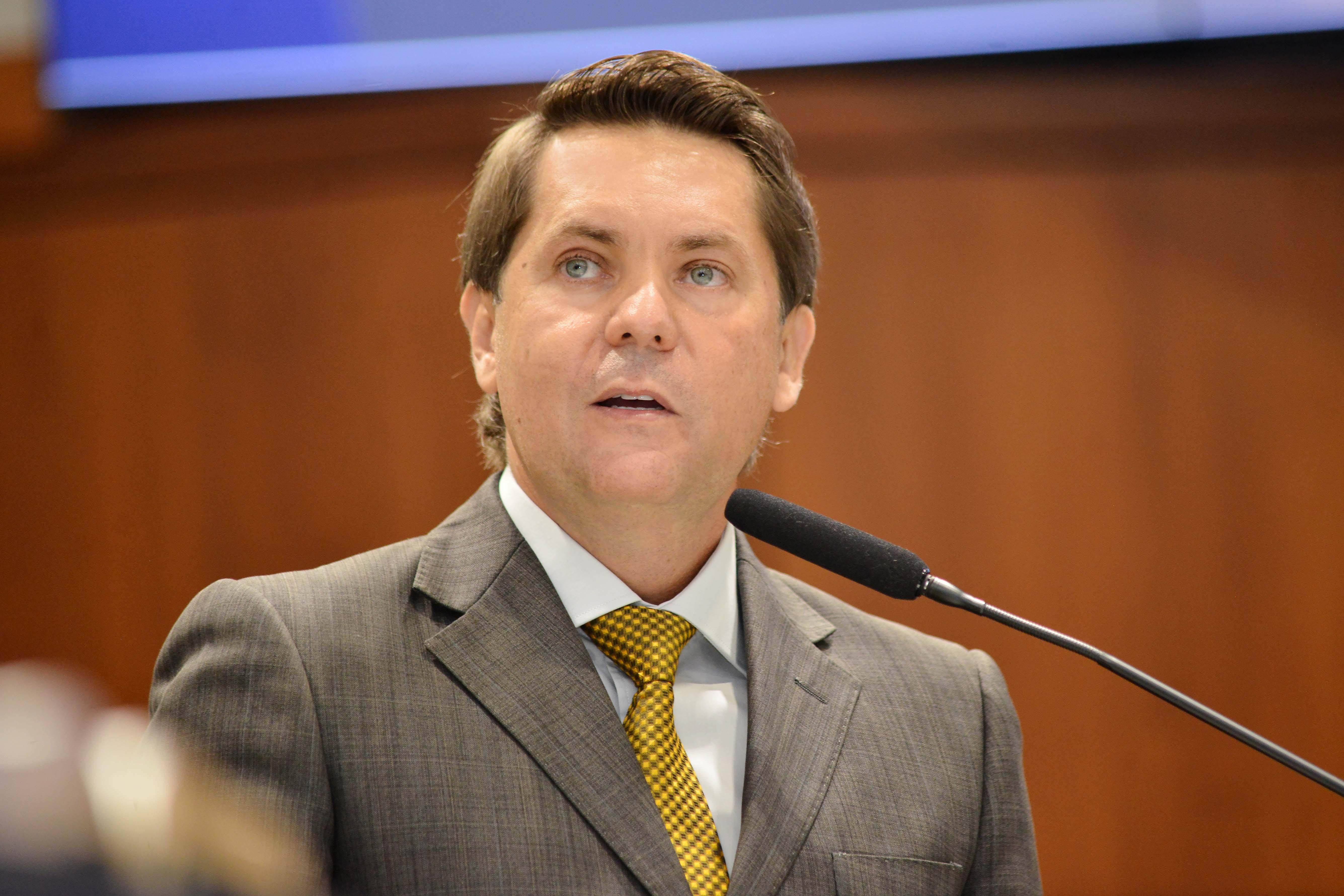 Deputado Estadual Bruno Peixoto (MDB), Líder do Governo na Alego