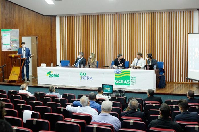 Técnicos do Ministério da Infraestrutura e BNDES retornam a Goiânia para debater com Goinfra e sociedade civil novo traçado para o Anel Viário, obra que é de responsabilidade do Governo Federal (Foto: